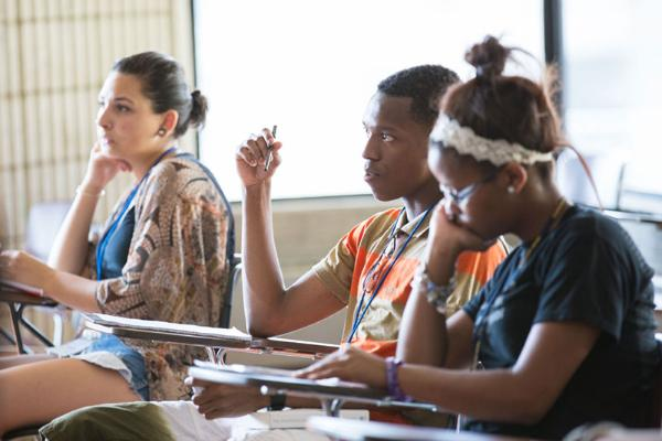 UMass Dartmouth classroom