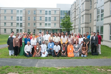 Vedanta Conference Group Photo