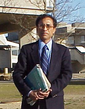Image of Dr. Tribhuvan Puri
