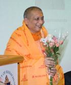 Image of Swami Yogatmananda, Hindu Chaplain