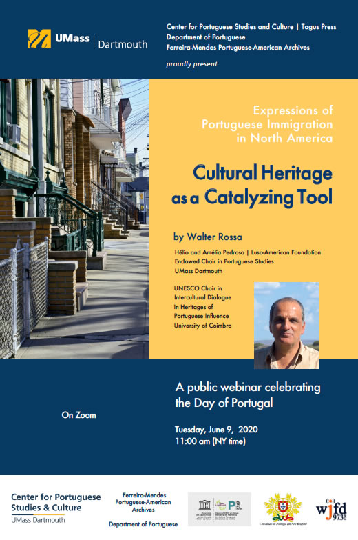 Cultural Heritage as a Catalyzing Tool