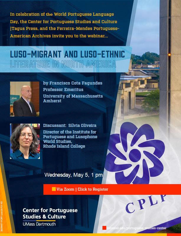 Luso-Migrant and Luso-Ethnic Literature in North America
