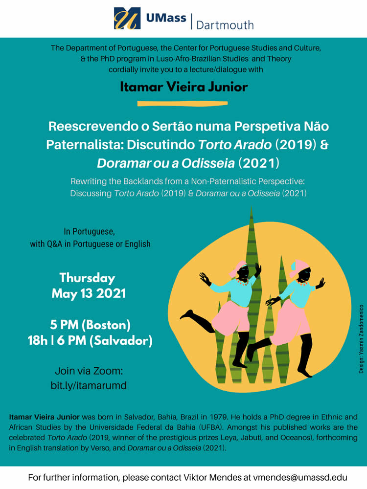 Itamar Vieira Junior Lecture