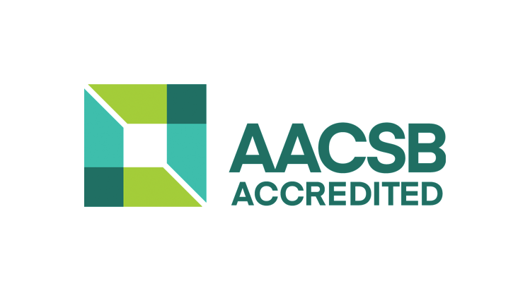 UMassD Charlton College of Business is AACSB Accredited
