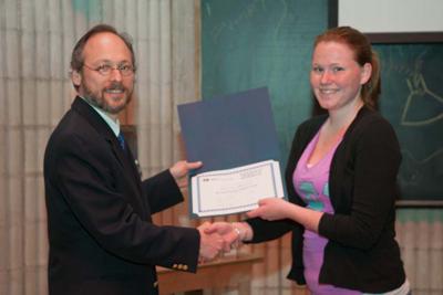 2012 Awards - UMass Dartmouth