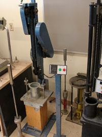 HSRC equipment ELE Marshall Compactor