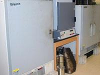 HSRC equipment Despatch LAC Series Ovens