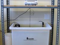 HSRC equipment InstroTek Water Bath
