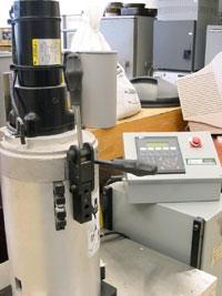 HSRC_equipment_Pine Instrument Company Gyratory Compactor