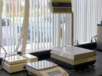 HSRC equipment balances