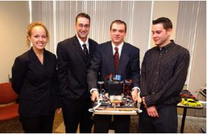 Senior Design Projects 2004 Group 4