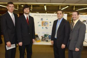 Senior Design Projects 2005 Group 1