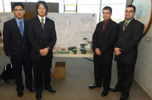 Senior Design Projects 2005 Group 10