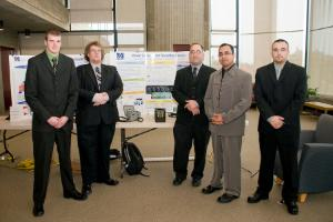 Senior Design Projects 2008 Group 1