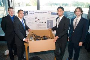 Senior Design Projects 2010 Group 5