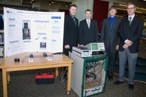 Senior Design Projects 2010 Group 8