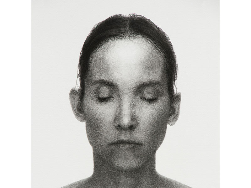 Silence II, detail