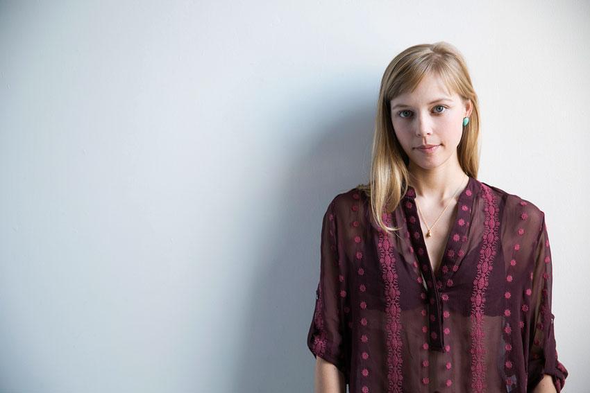 Hannah Blount '08 - jewelry designer & entrepreneur