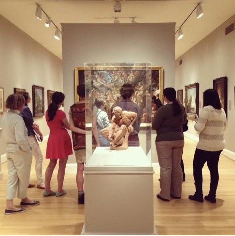 Lauren Scharf (BA Art History 2014)