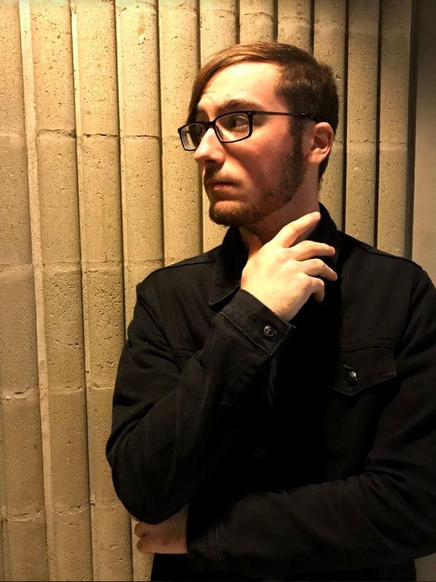 Brett Carlsen portrait