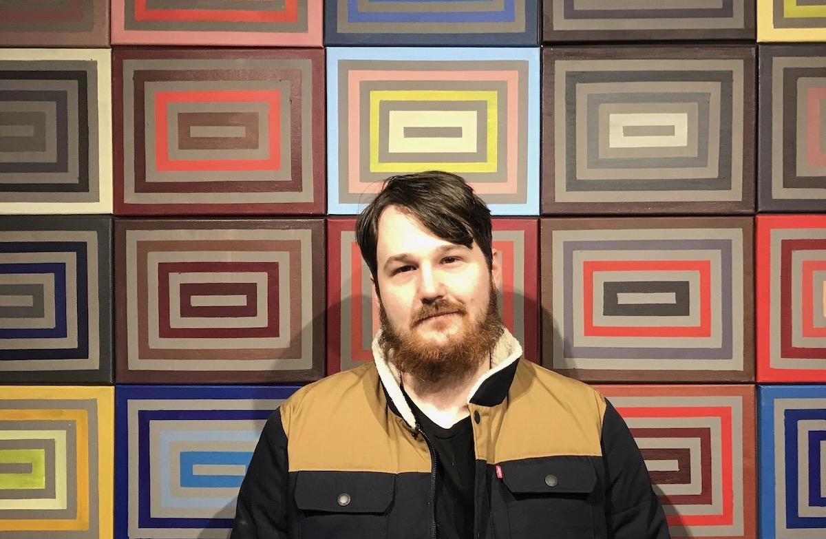 Luke Bateman portrait