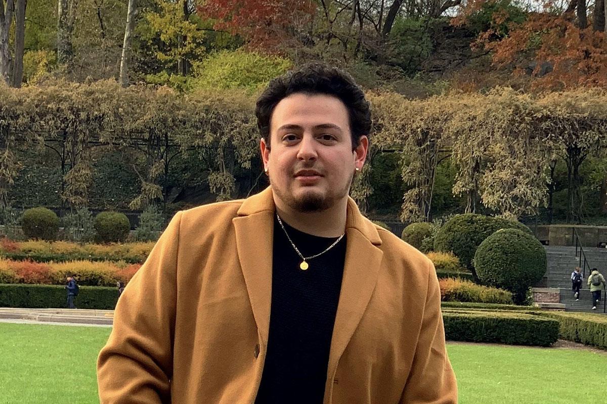 David Cárdenas portrait
