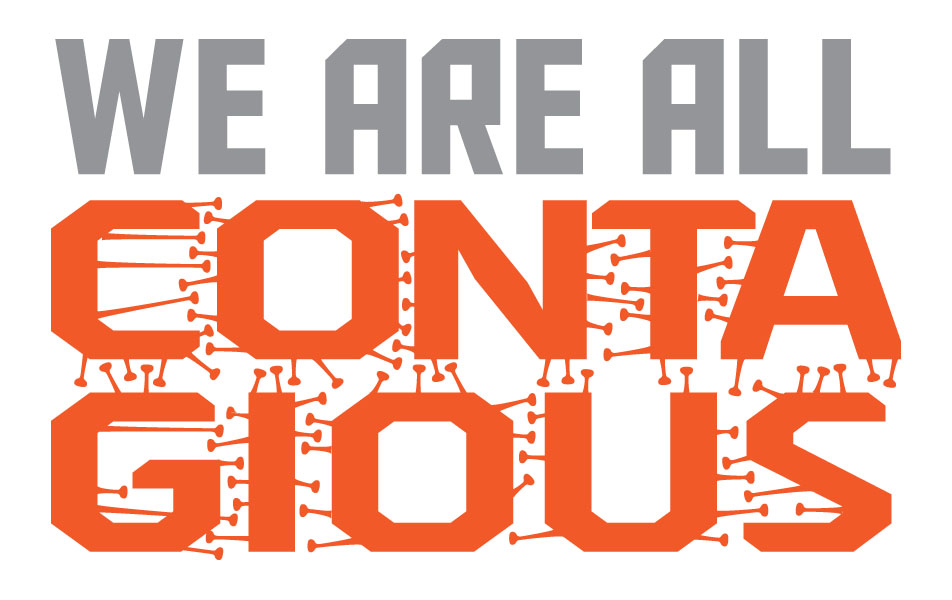 We Are All Contagious logo