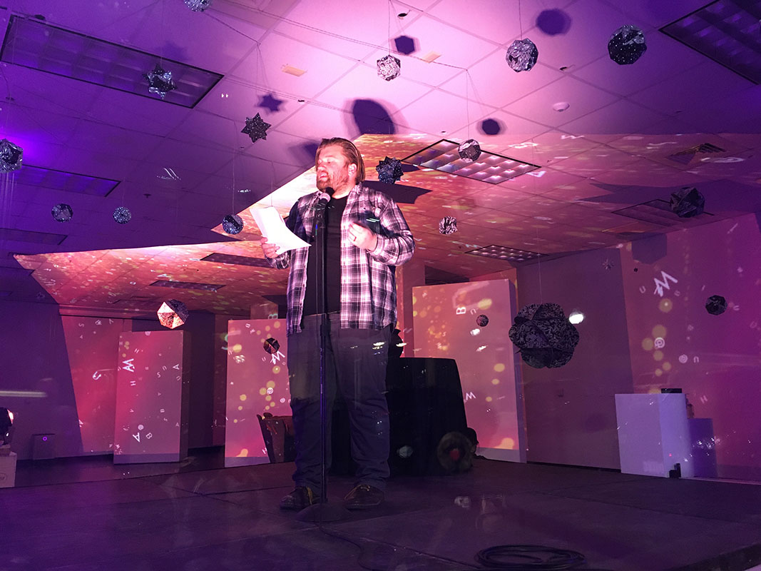 Star Series: Spoken Word - Nick LeBlanc