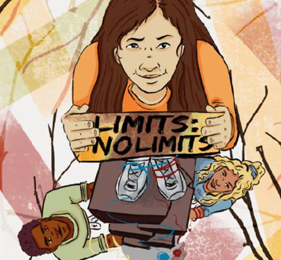 Announcement illustration for Limits: No Limits