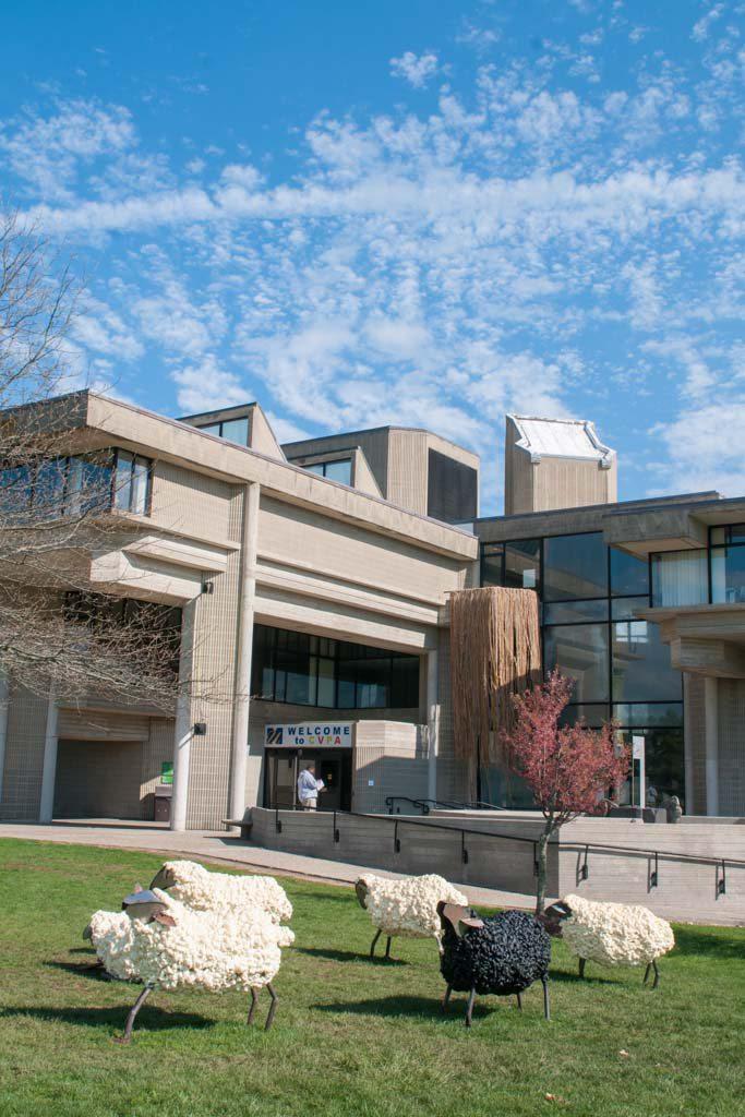 NASAD CVPA main campus image