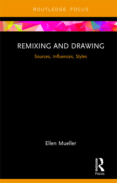 Remixing and Drawing Textbook Cover