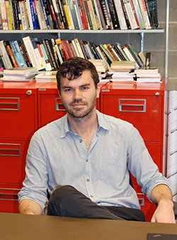 Portrait of Dr. Thomas Stubblefield