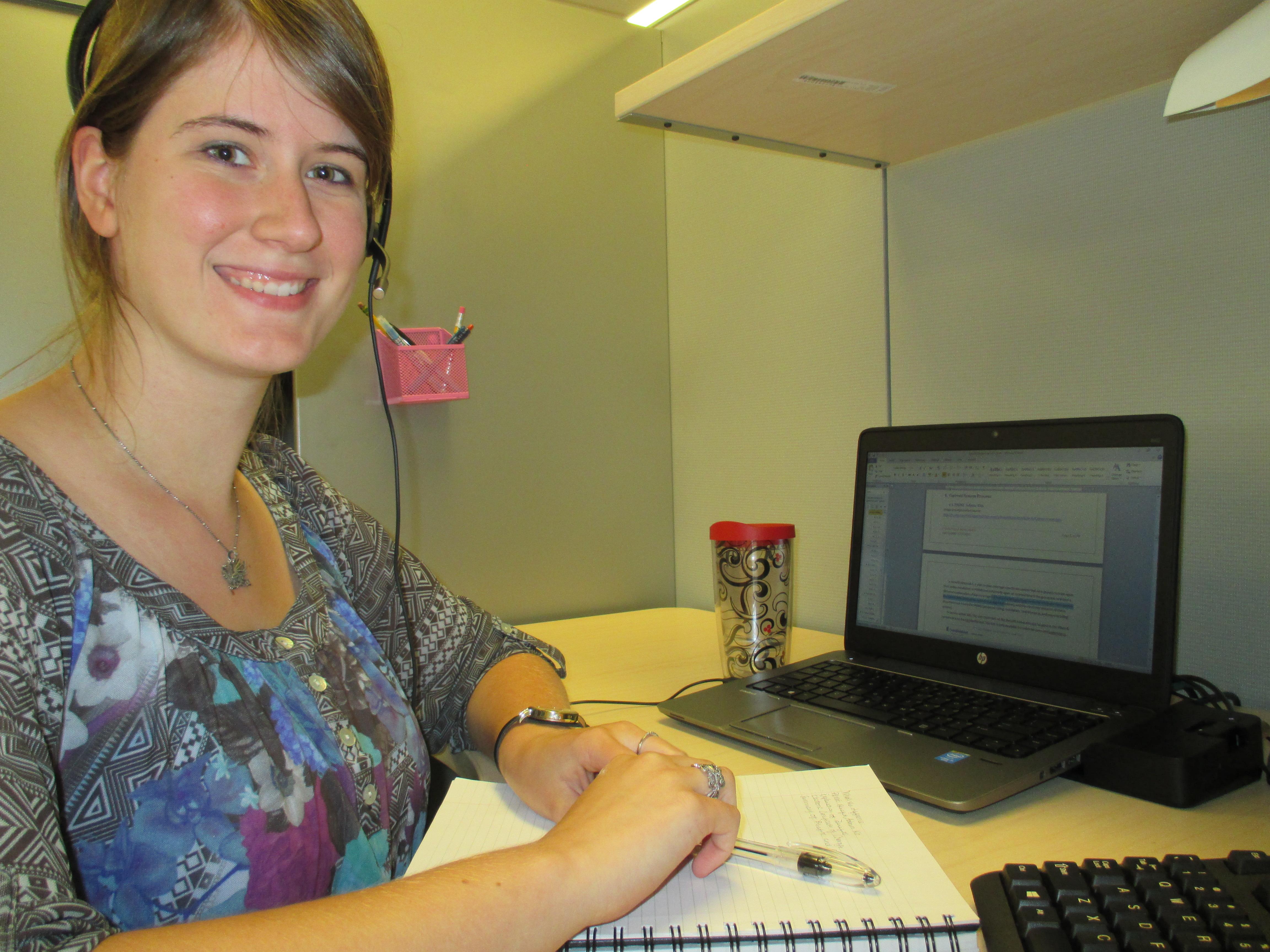english alumna at unitedhealth job