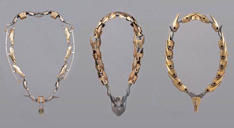 Cuong A Sy - Necklaces