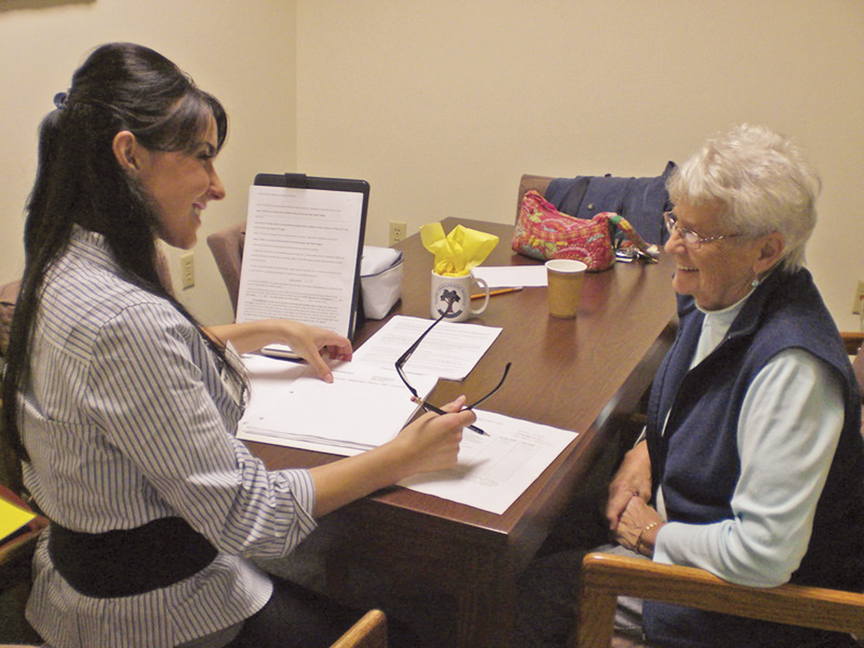 Research Session of Southcoast Cognitive Aging Study - Anne