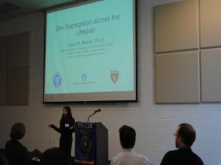 Mehta Presentation at 7th Annual Psi Chi Conference