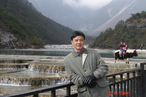 Arts and Sciences History Lisun Cheng Curriculum Vitae Image