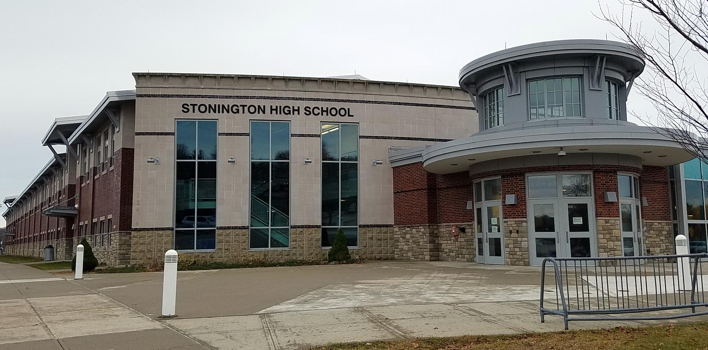Stonington (Conn.) High School, Nov. 29, 2016