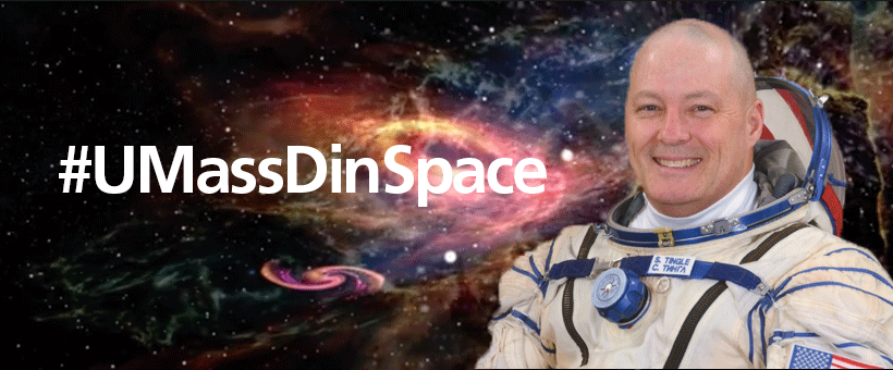 UMassD in Space Flyer