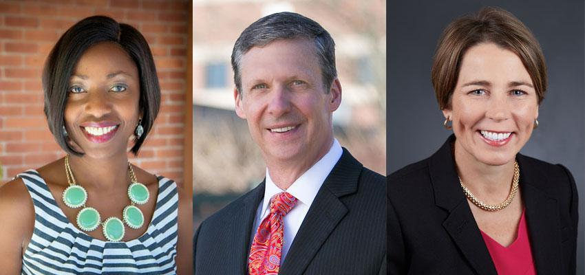 three commencement speakers for 2018