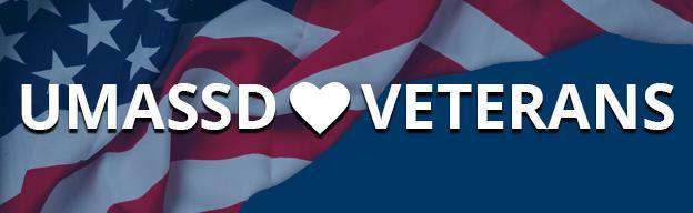 UMassD Hearts Veterans