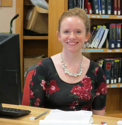 Emma Wood (Law Librarian)