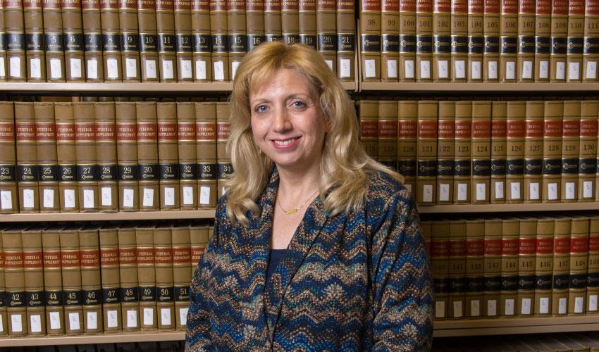 Julie Baker, Lecturer in Law