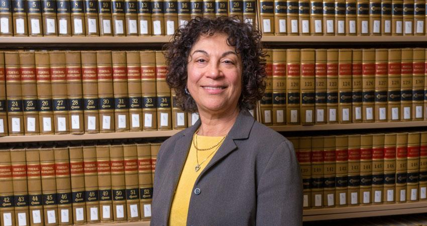 Law Professor Irene Scharf