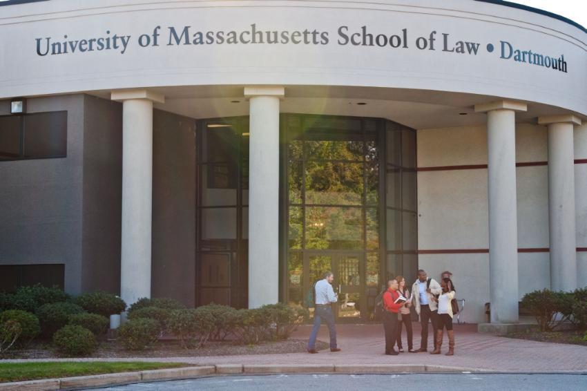 UMass Law building