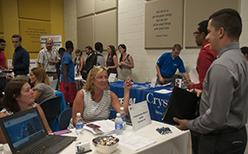 Work, Serve & Internship Fair 2015 - Career Development