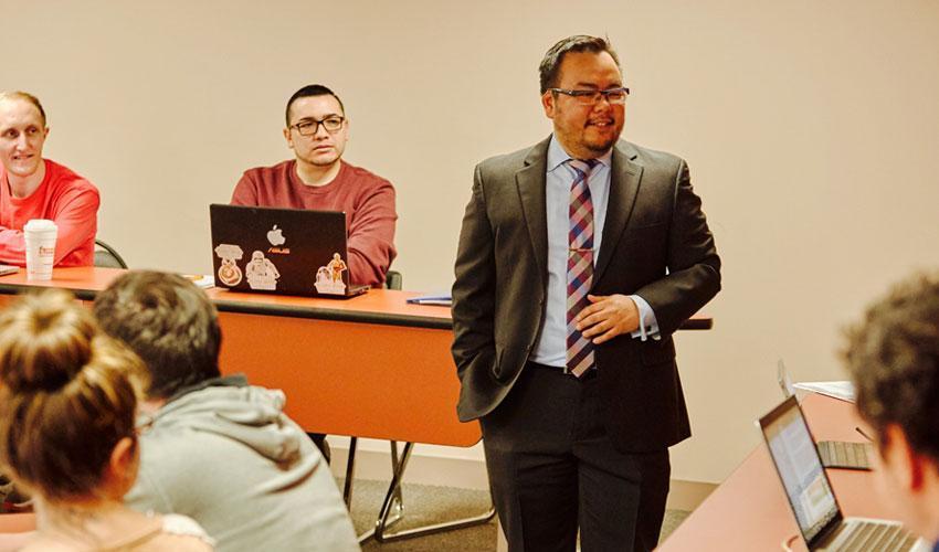Jeremiah Ho, UMass Law faculty