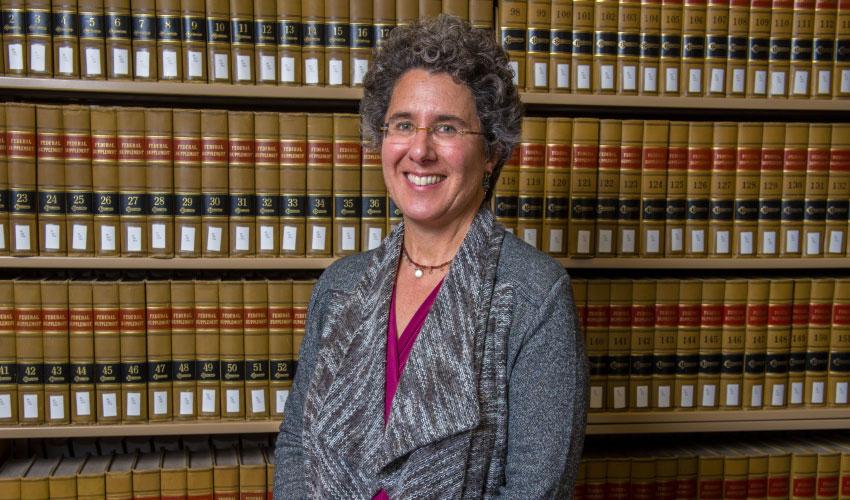 Hillary Farber, UMass Law faculty