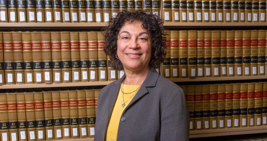 Irene Scharf, UMass Law faculty