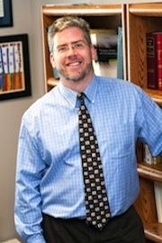 Shaun B. Spencer's faculty portrait.